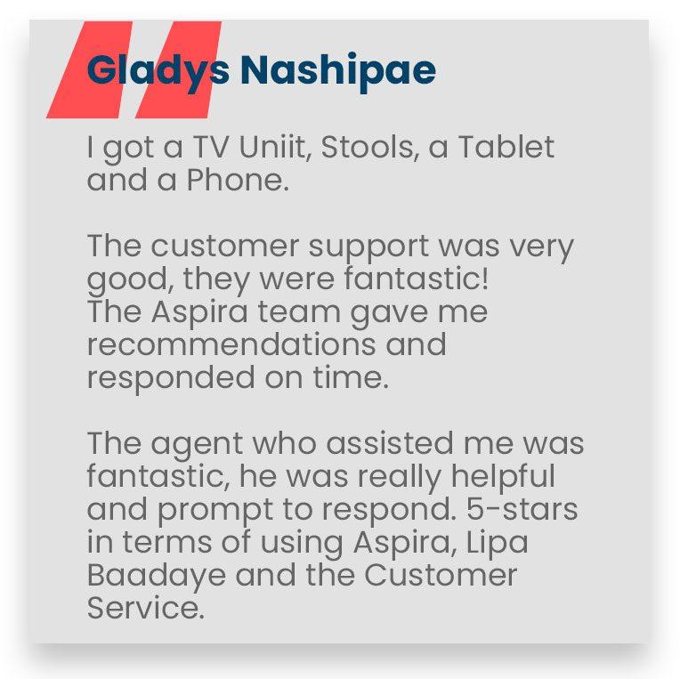 Gladys-Nashipae